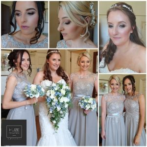 Bridal Makeup / Inglewood Manor Wedding