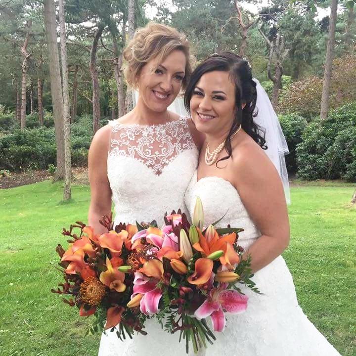 wedding makeup artist wirral