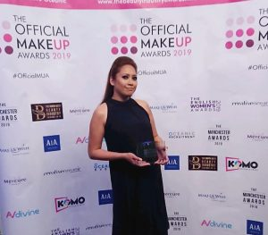 award winning makeup wirral
