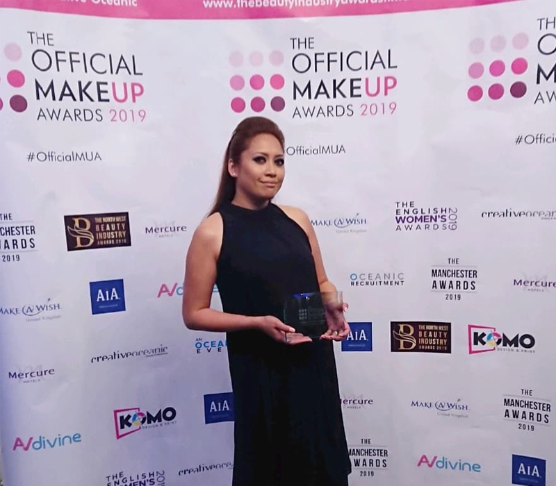 award winning makeup wirral