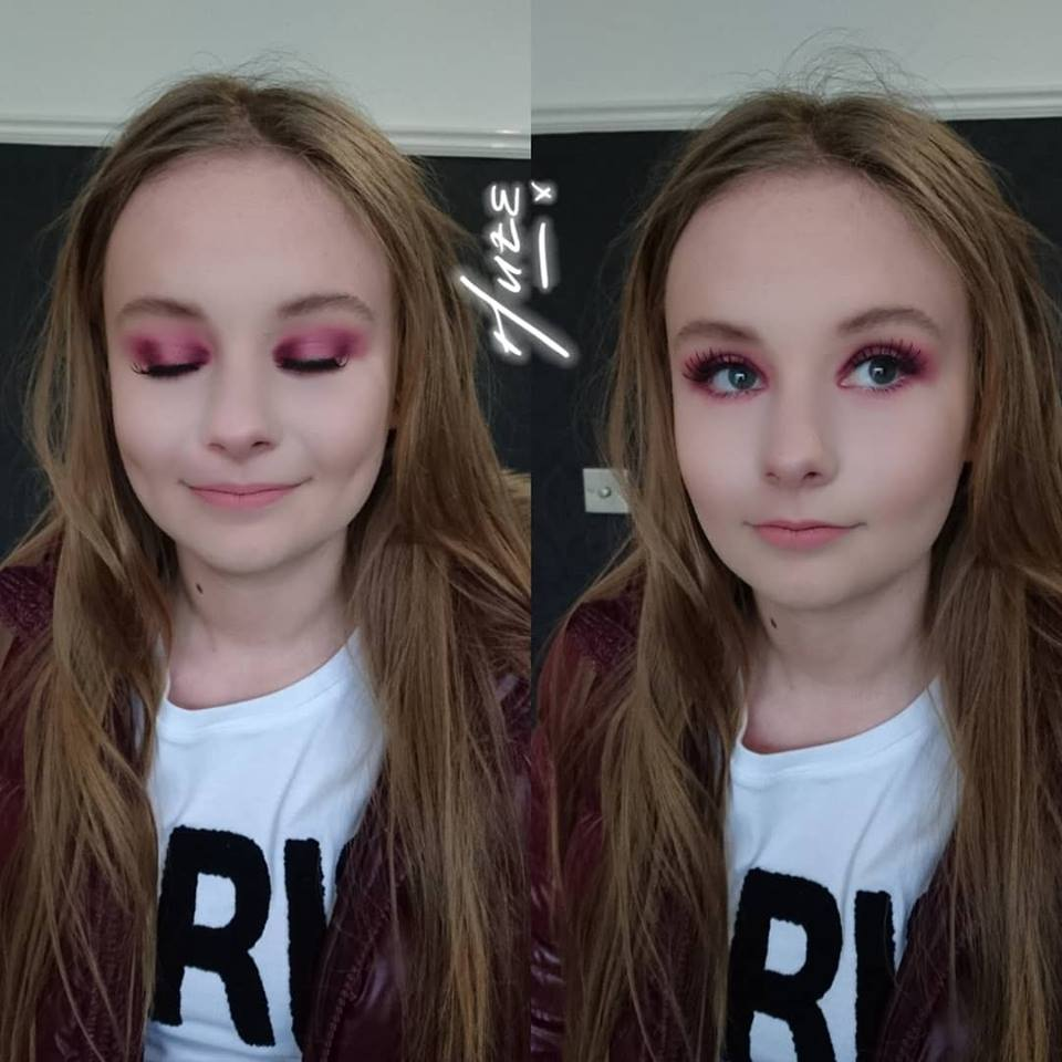 makeup lessons wirral