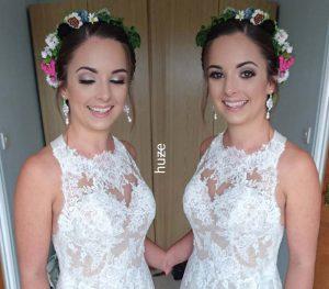 bridal makeup north wales